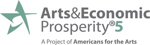 Americans for the Arts, Arts & Economic Prosperity 5 logo