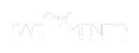 City of Sacramento Logo - White